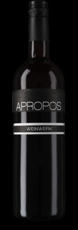 Weinwerk, Apropos, Rotwein Cuvée