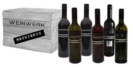 Weinwerk - Neugierig-Paket, Weine